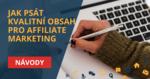Obsah pro affiliate marketing
