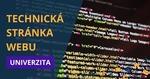Technická stránka webu