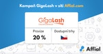 affiliate kampaň Gigalash