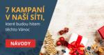 7 Affial kampaní Vánoce