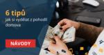 6 tipů jak si vydělat peníze z domu