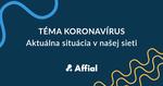 Korona vírus a affiliate
