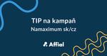 tip na kampaň Namaximum