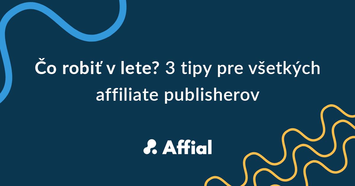 Tipy pre publisherov
