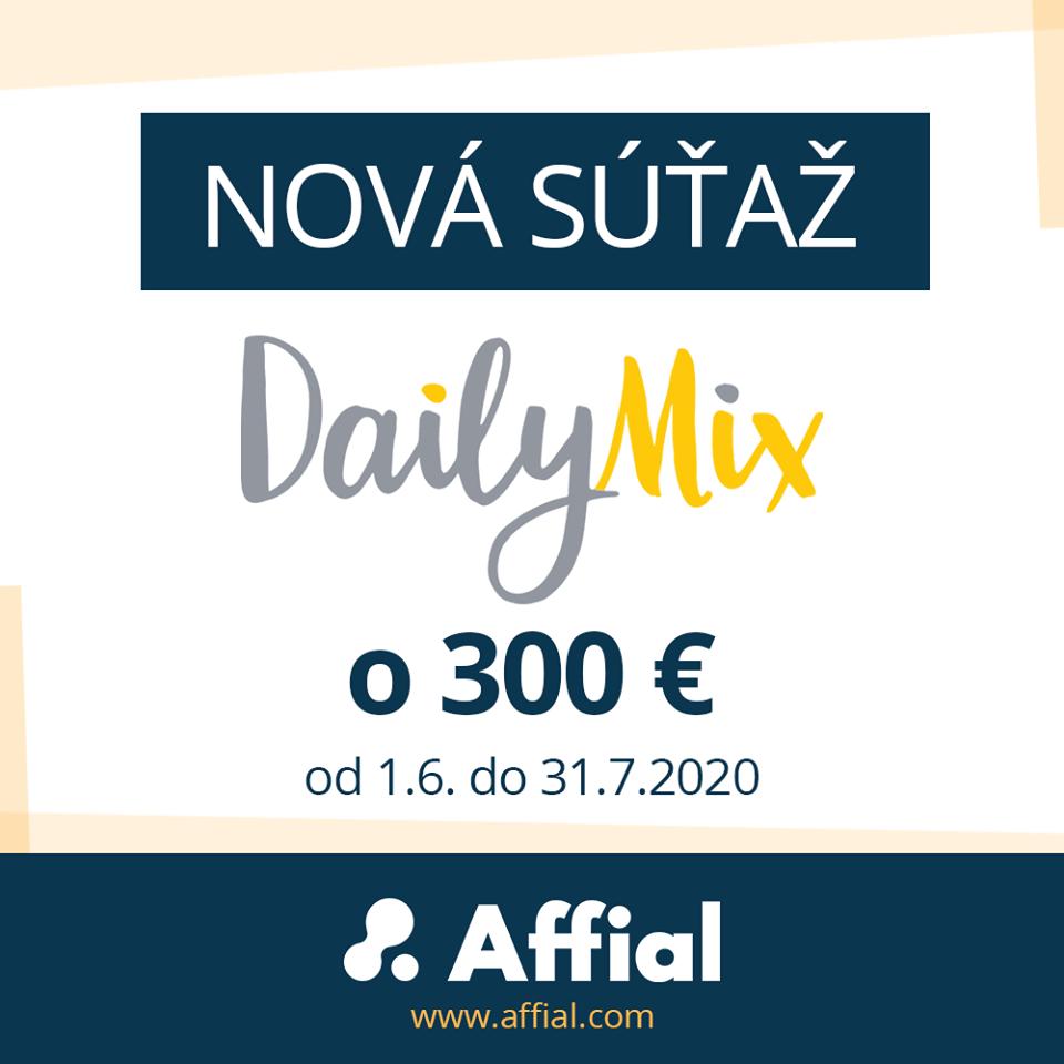 Súťaž s Dailymix