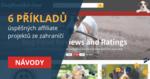 úspěšné affiliate projekty ze zahraničí