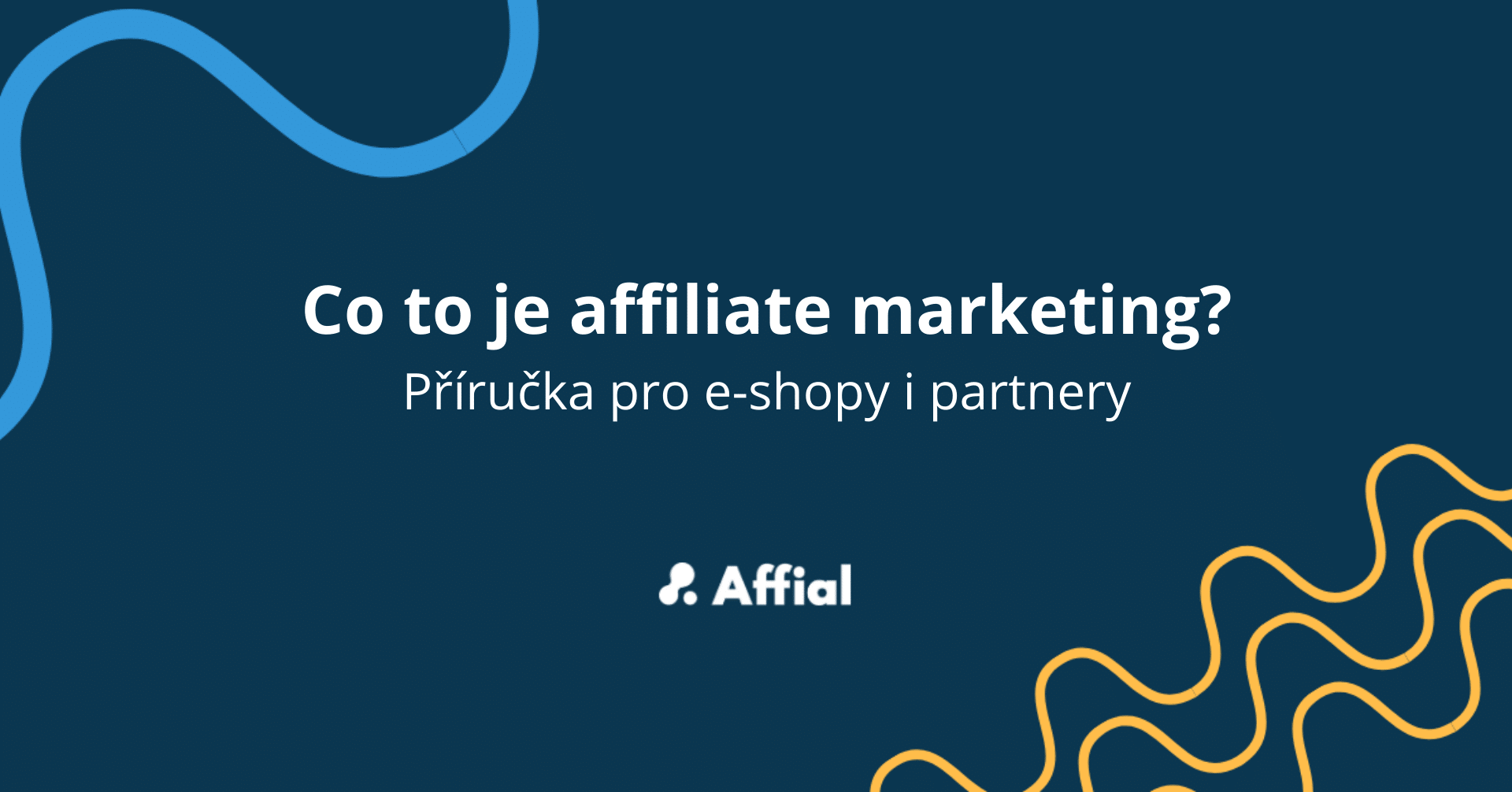 co to je affiliate marketing - úvod