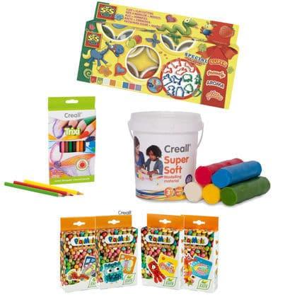 balíček kreativita pro děti