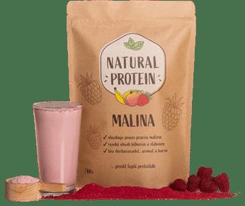 naturalprotein malina