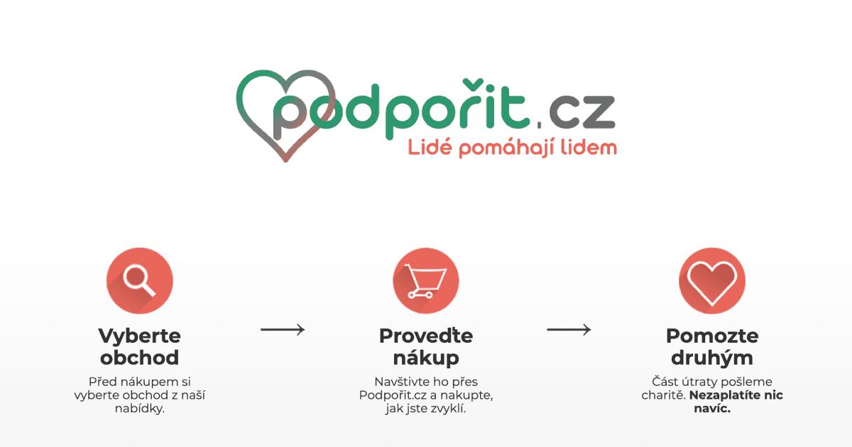 podporit.cz pomozte druhým