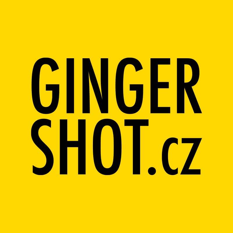 gingershot logo