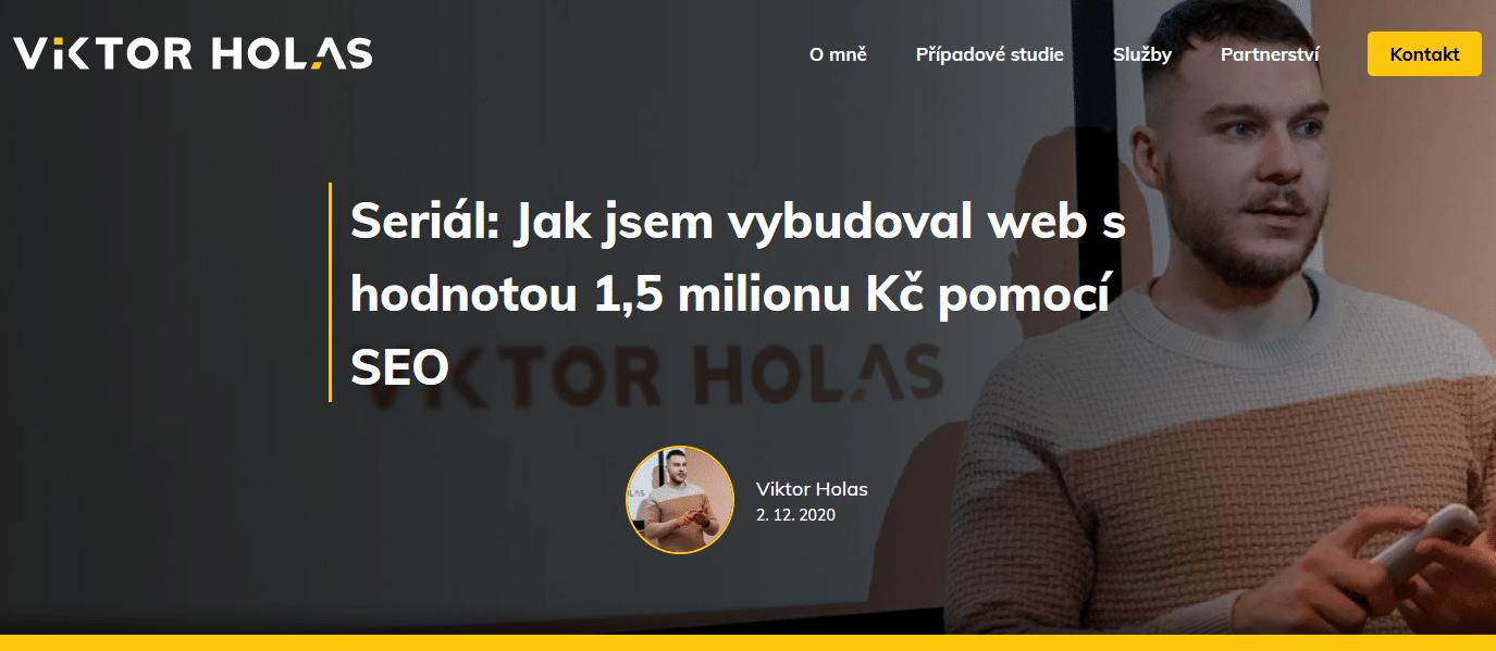 Viktor Holas