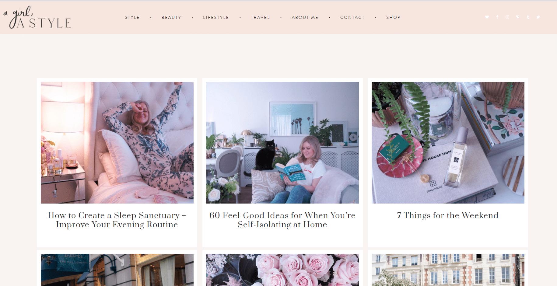 affiliate články pre blogerov