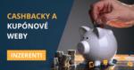 Cashbacky a kupónové weby
