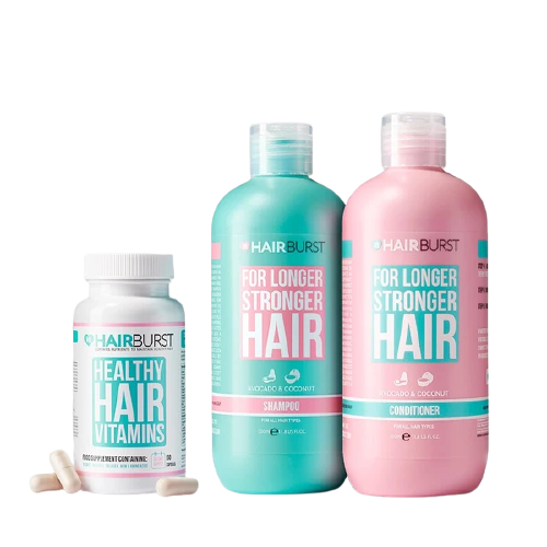 Hairburst balíček na vlasy