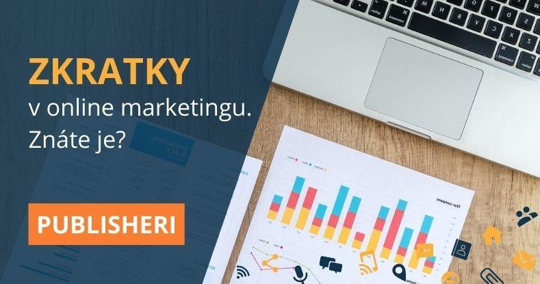 Zkratky v online marketingu