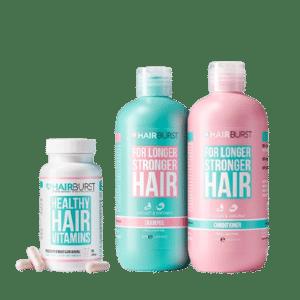Hairbusrt balíček produktov