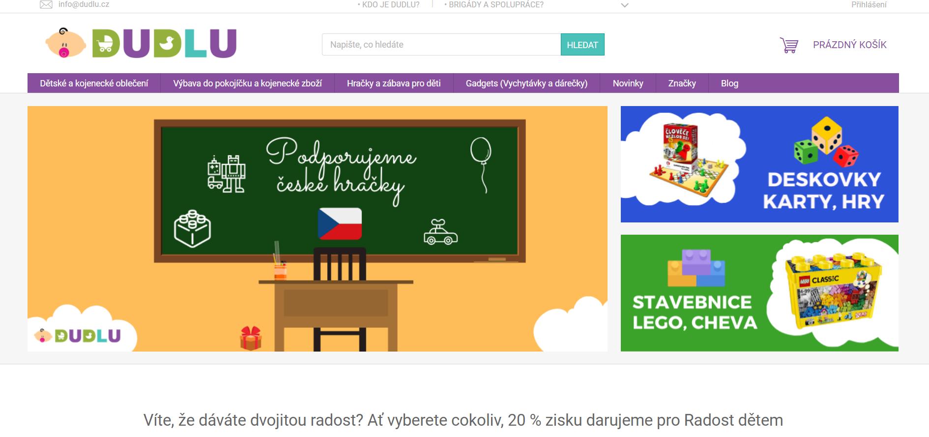 HP dudlu.cz